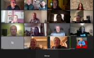 Fraktionssitzung erneut online